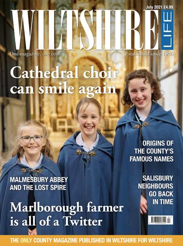 Cathedral choir can smile again