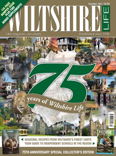 75 yeas of Wiltshire Life