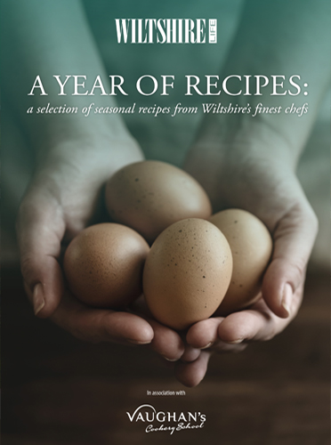 a selection of seasonal recipes from Wiltshire's finest chefs