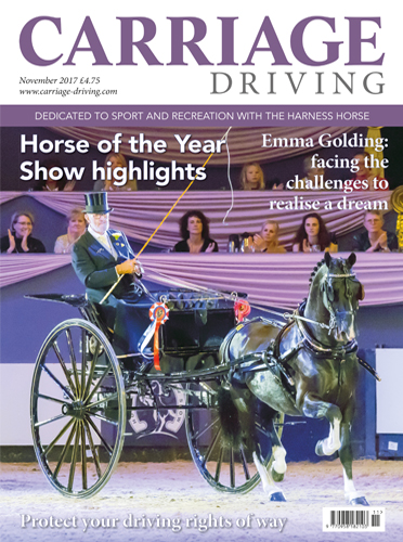 November 2017 Issue - Horse of the Year Show highlights