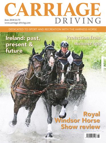 June 2018 Issue - Royal Windsor Horse Show review