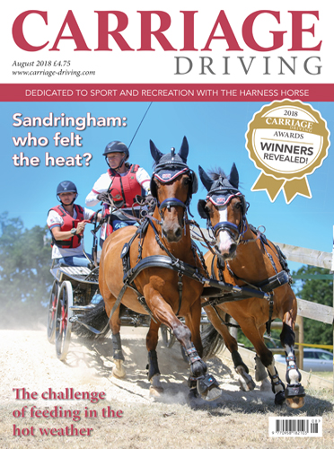 August 2018 Issue - Sandringham - who felt the heat?