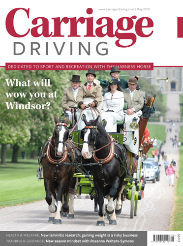 May 2019 Issue - What will wow you at Windsor?