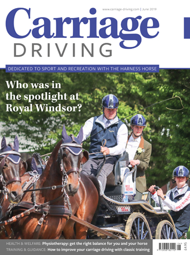 June 2019 Issue - Who was in the spotlight at Royal Windsor?