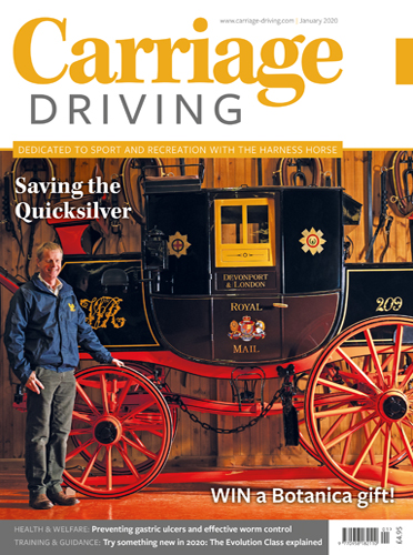 January 2020 Issue - Saving the Quicksilver