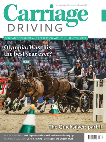 February 2020 Issue - Olympia: Was this the best year ever?